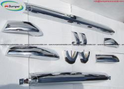 BMW 2002 bumper set (1968-1971)