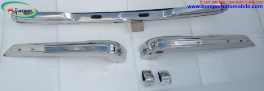 BMW E21 bumper (1975 - 1983) by stainless steel