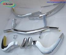 Mercedes 300SL bumper (1957-1963) by stainless steel