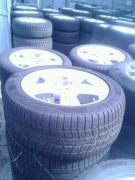 Мерседес диски з шинами