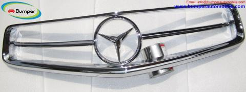 Мерседес W113 Передняя Решетка (1963-1971)