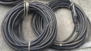 Sell high-pressure hoses . Electro cable